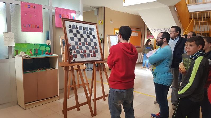 Exhibición AJEDREZ Foto3