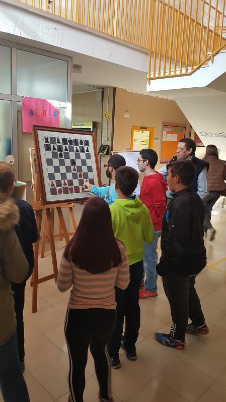 Exhibición AJEDREZ Foto6