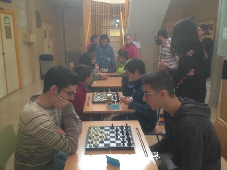 II Torneo Ajedrez 17-18 Foto4