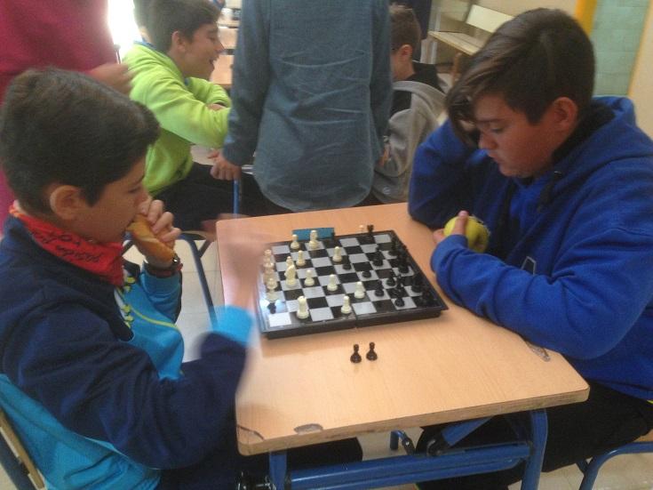 II Torneo Ajedrez 17-18 Foto5