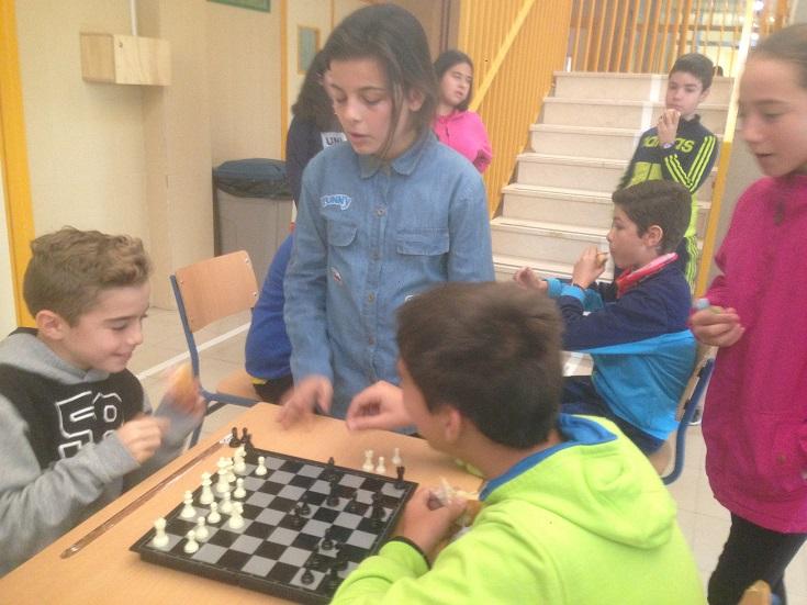 II Torneo Ajedrez 17-18 Foto6